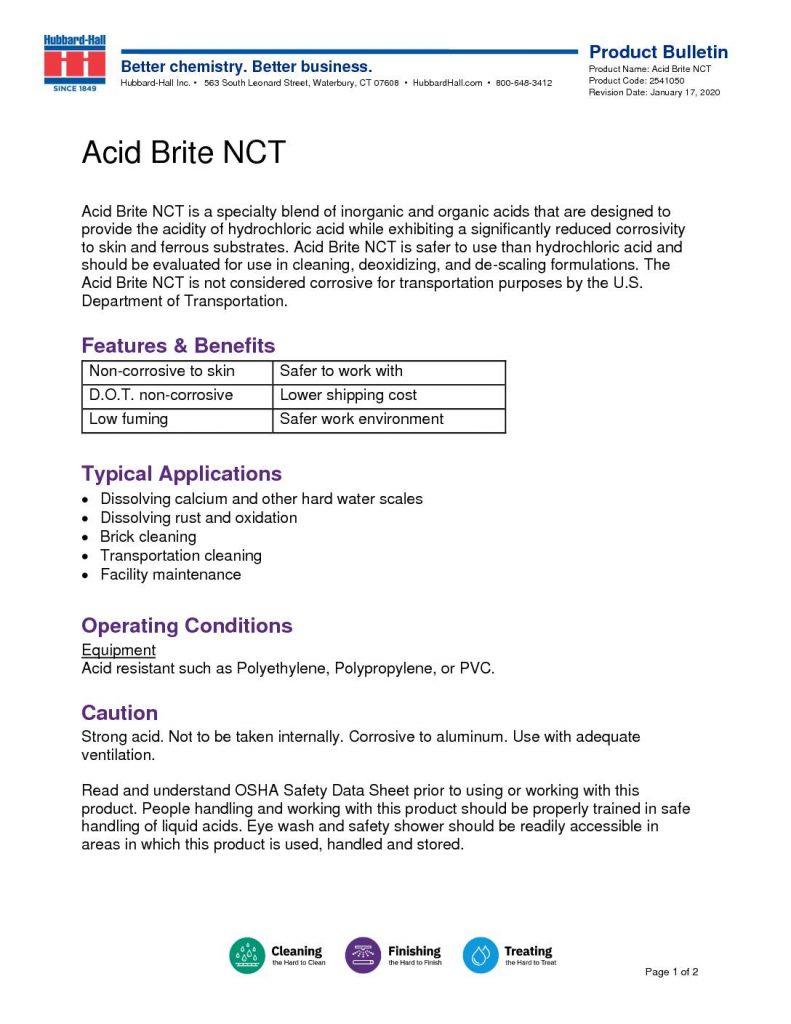 acid brite nct pb 2541050 1 pdf 791x1024