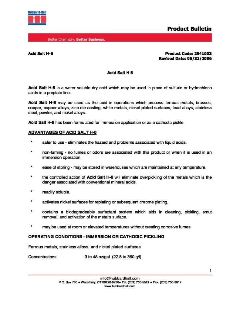 acid salt h 6 pb 2541003 pdf 791x1024