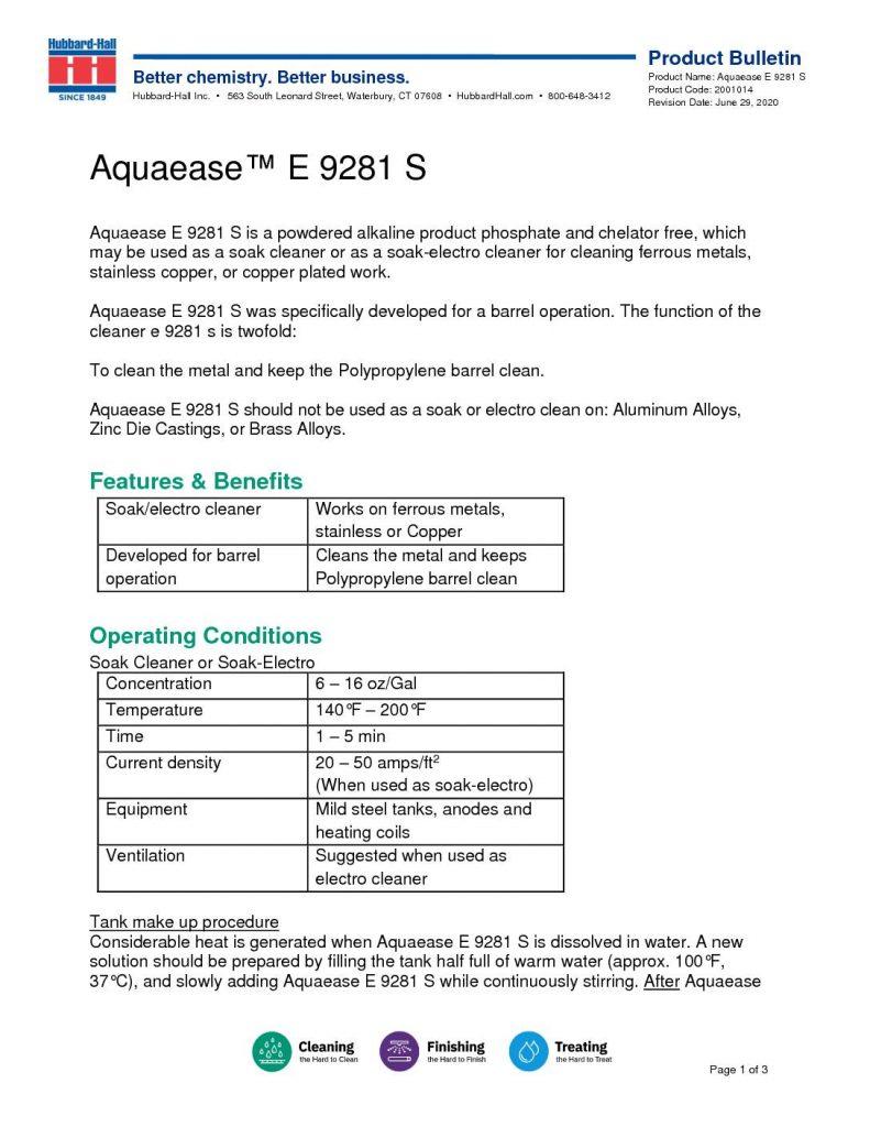 aquaease e 9281 s pb 2001014 1 pdf 791x1024