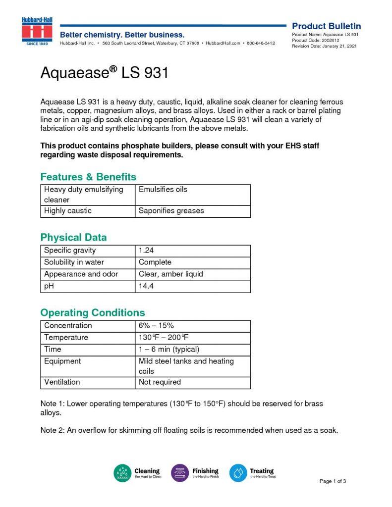 aquaease ls 931 pb 2052012 pdf 791x1024
