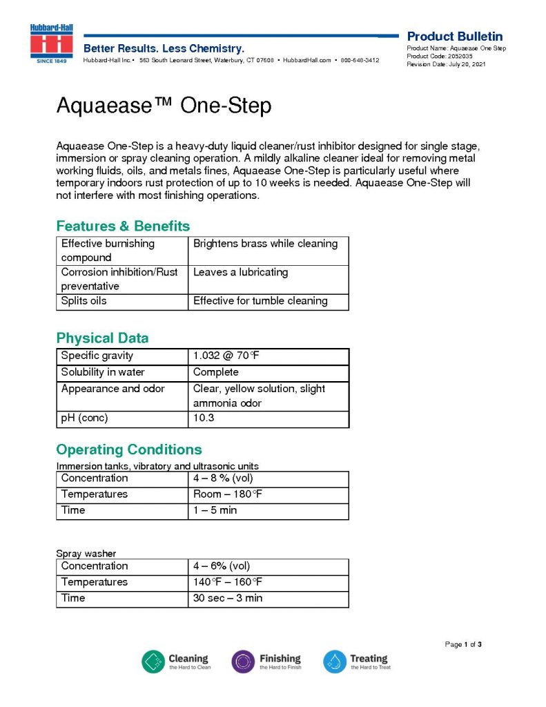 aquaease one step pb 2052035 pdf 791x1024