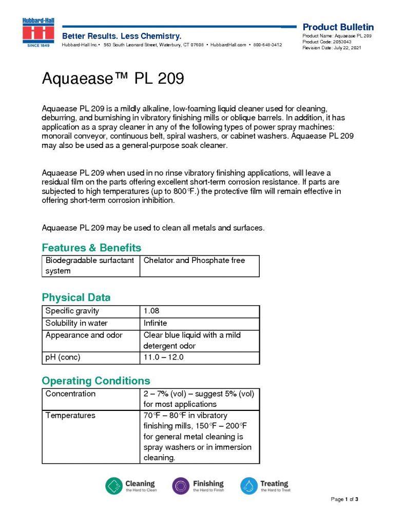aquaease pl 209 pb 2053043 pdf 791x1024