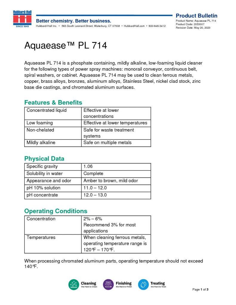 aquaease pl 714 pb 2053007 pdf 791x1024