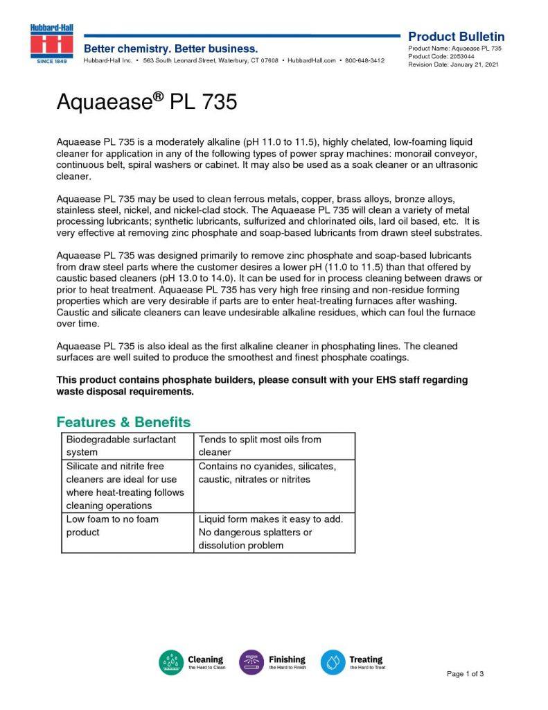 aquaease pl 735 pb 2053044 pdf 791x1024