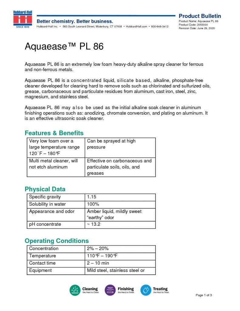 aquaease pl 86 pb 2053000 pdf 791x1024
