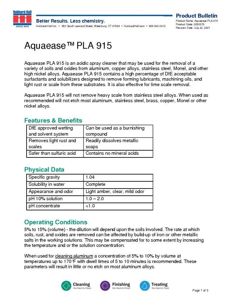 aquaease pla 915 pb 2053075 pdf 791x1024
