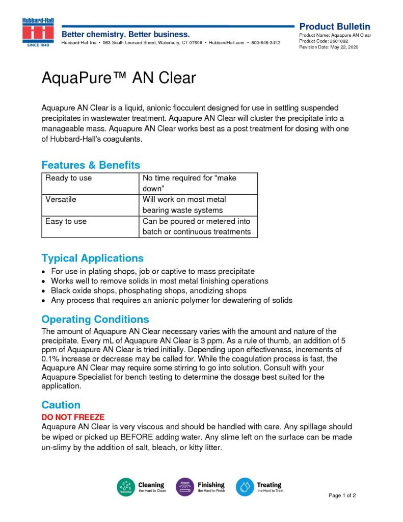 aquapure an clear pb 2601092 pdf 791x1024