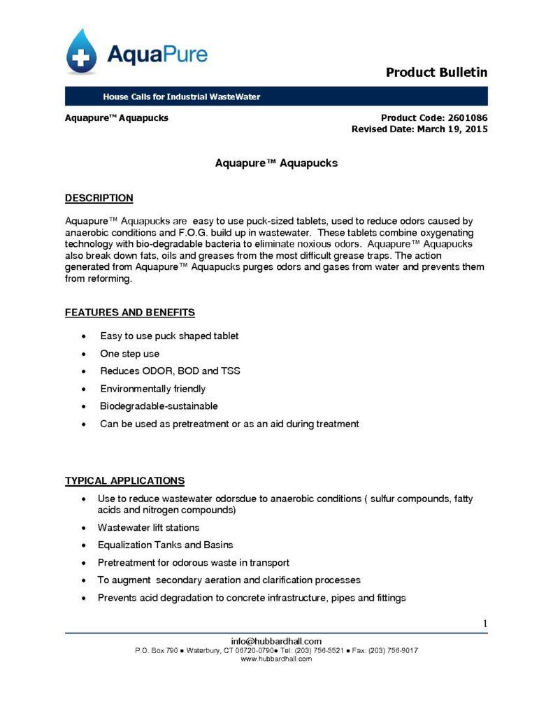 aquapure aquapucks pb 2601086 pdf 791x1024