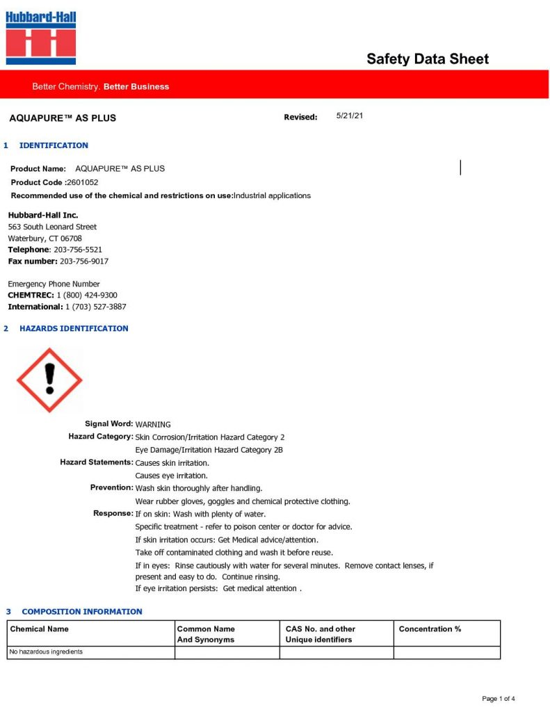 aquapure as plus sds 2601052 pdf 791x1024