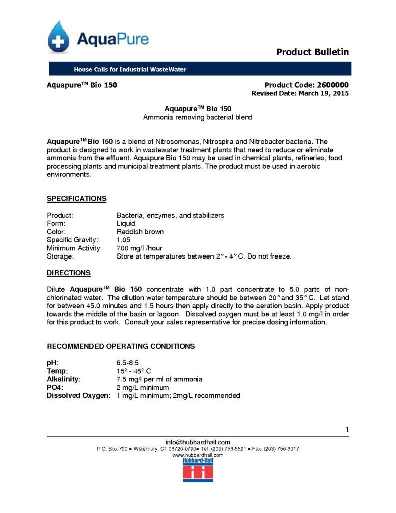 aquapure bio 150 pb 2600000 pdf 791x1024