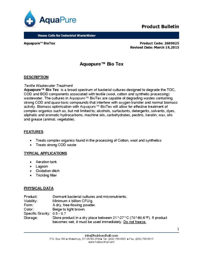 aquapure biotex pb 2600025 pdf 791x1024