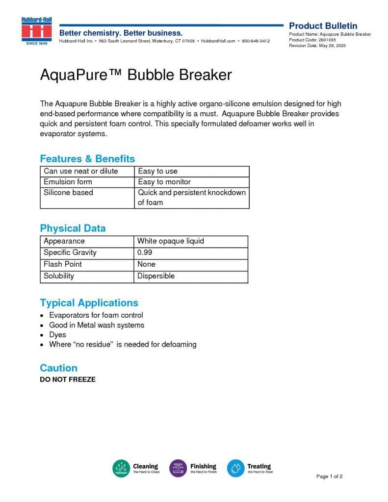 aquapure bubble breaker pb 2601095 pdf 791x1024