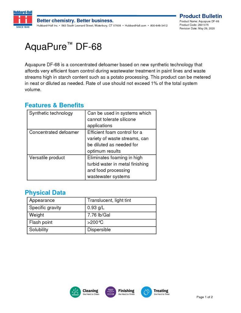 aquapure df 68 pb 2601075 pdf 791x1024