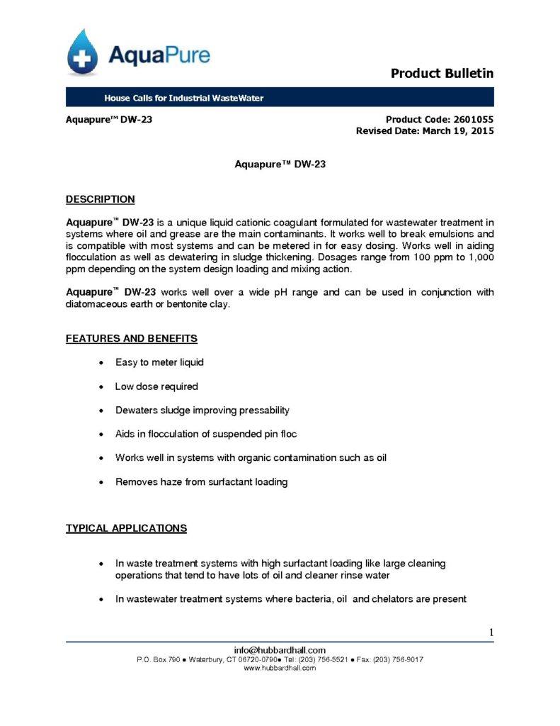 aquapure dw 23 pb 2601055 pdf 791x1024
