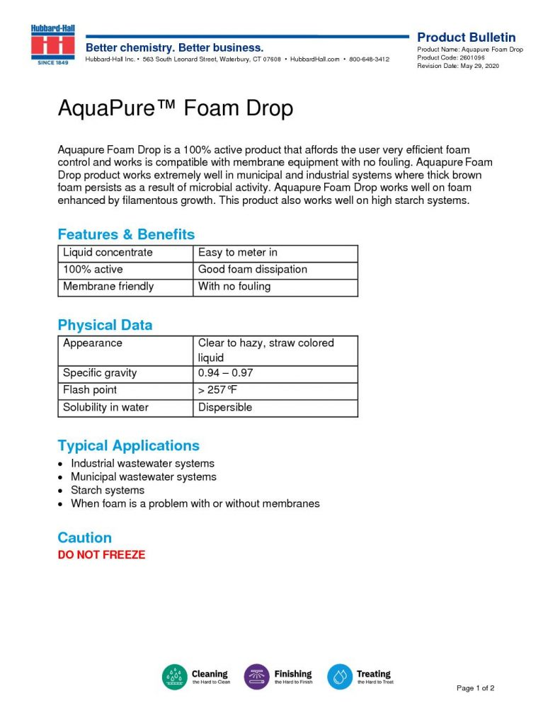 aquapure foam drop pb 2601096 1 pdf 791x1024