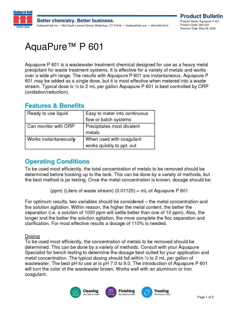 aquapure p 601 pb 2601021 pdf 791x1024