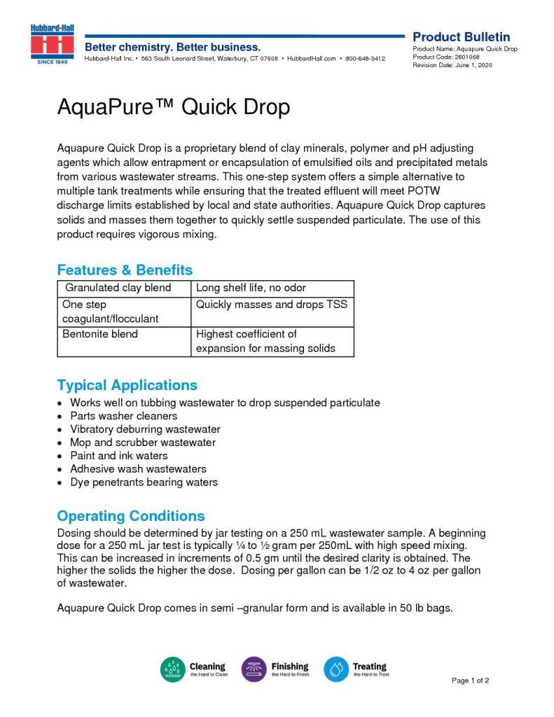 aquapure quick drop pb 2601068 1 pdf 791x1024