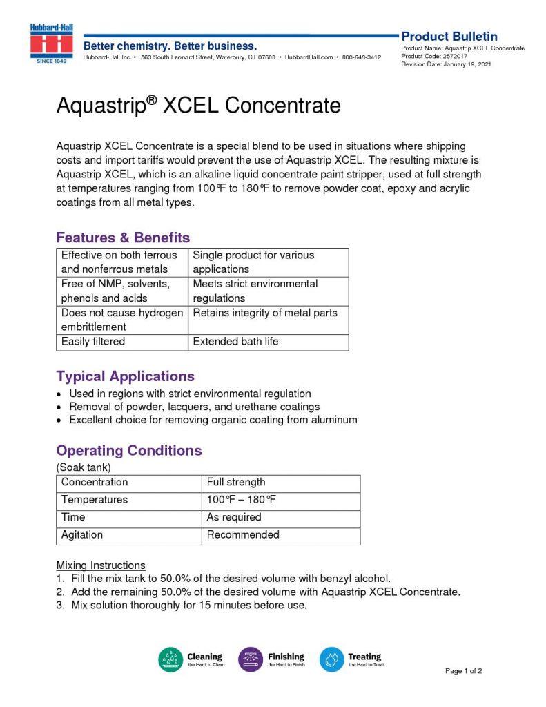 aquastrip xcel concentrate pb 2572017 pdf 791x1024