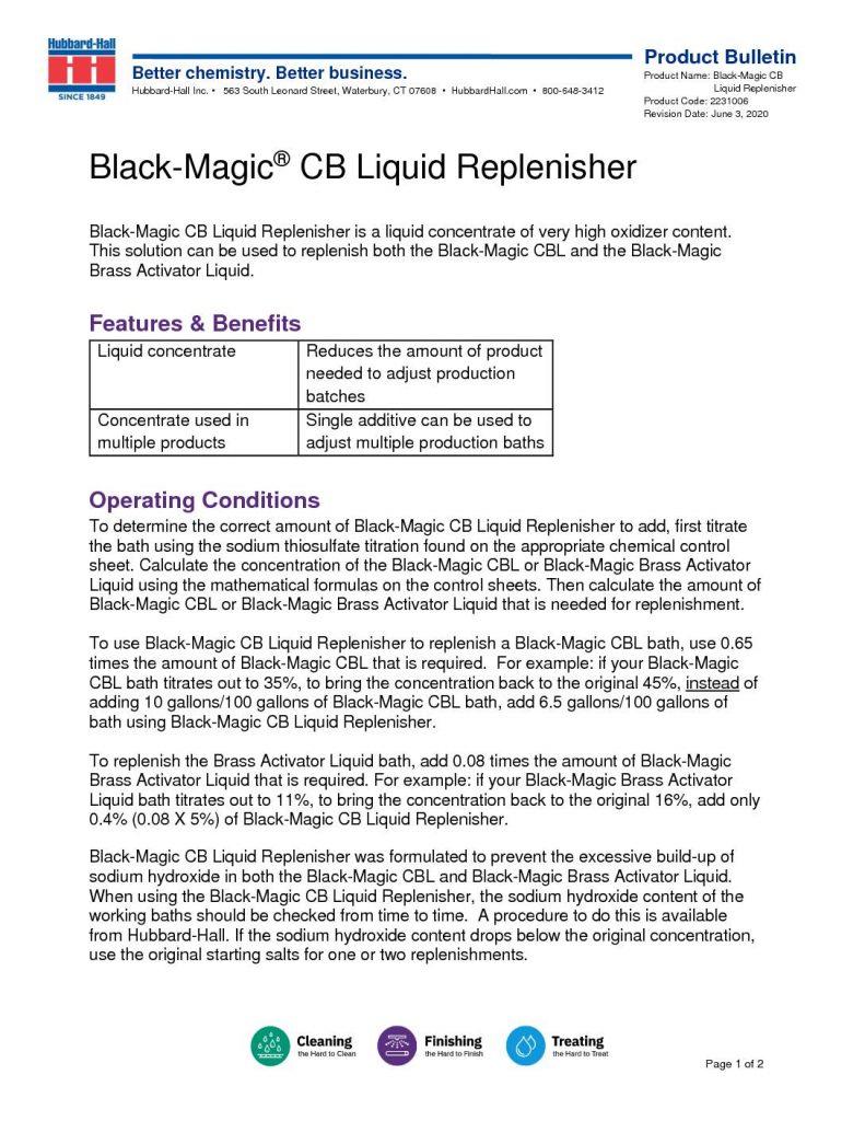 black magic cb liquid replenisher pb 2231006 pdf 791x1024