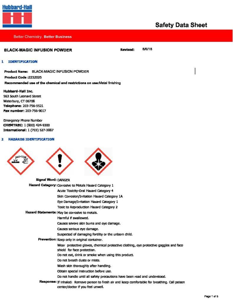 black magic infusion powder sds 2232025 pdf 791x1024