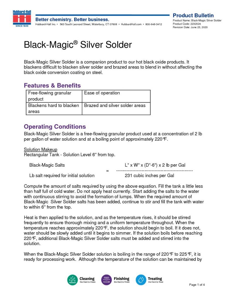 black magic silver solder pb 2232024 1 pdf 791x1024
