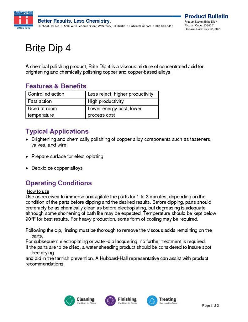 brite dip 4 pb 2380001 pdf 791x1024