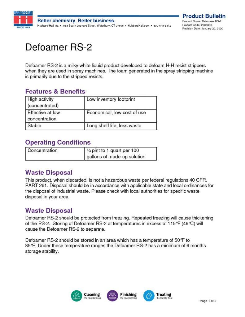 defoamer rs 2 pb 2706000 1 pdf 791x1024