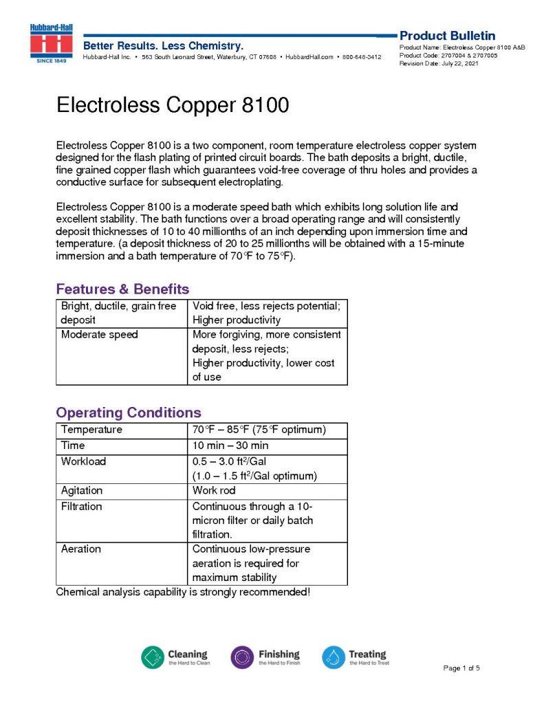 electroless copper 8100 system pb 2707004 2707005 pdf 791x1024