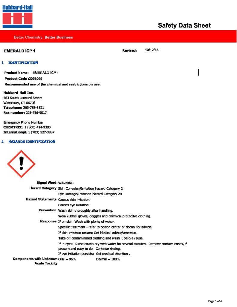 emerald icp 1 sds 2053055 1 pdf 791x1024