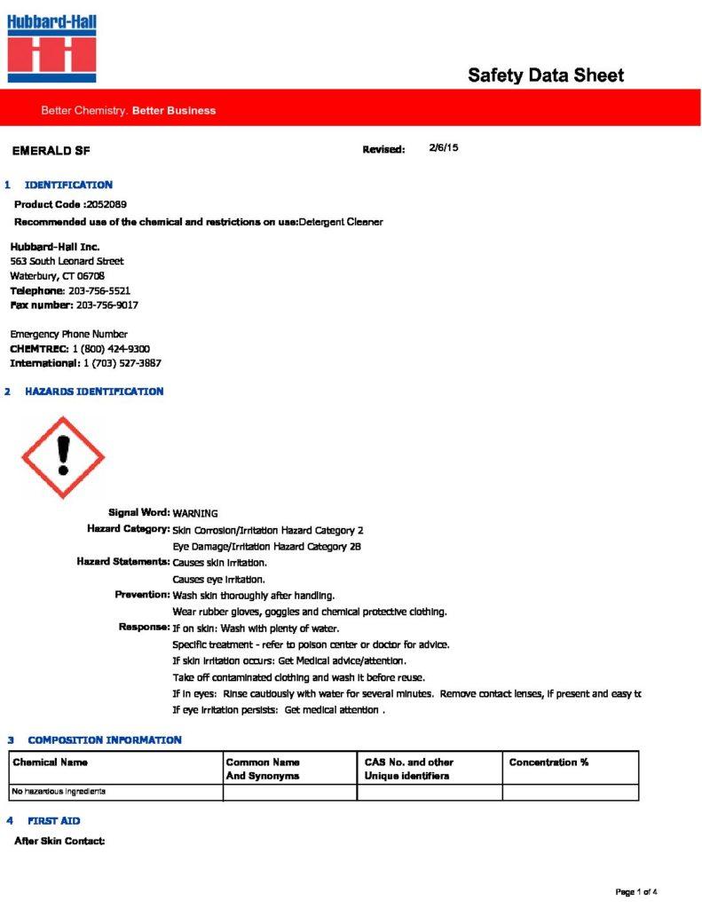 emerald sf sds 2052089 pdf 791x1024