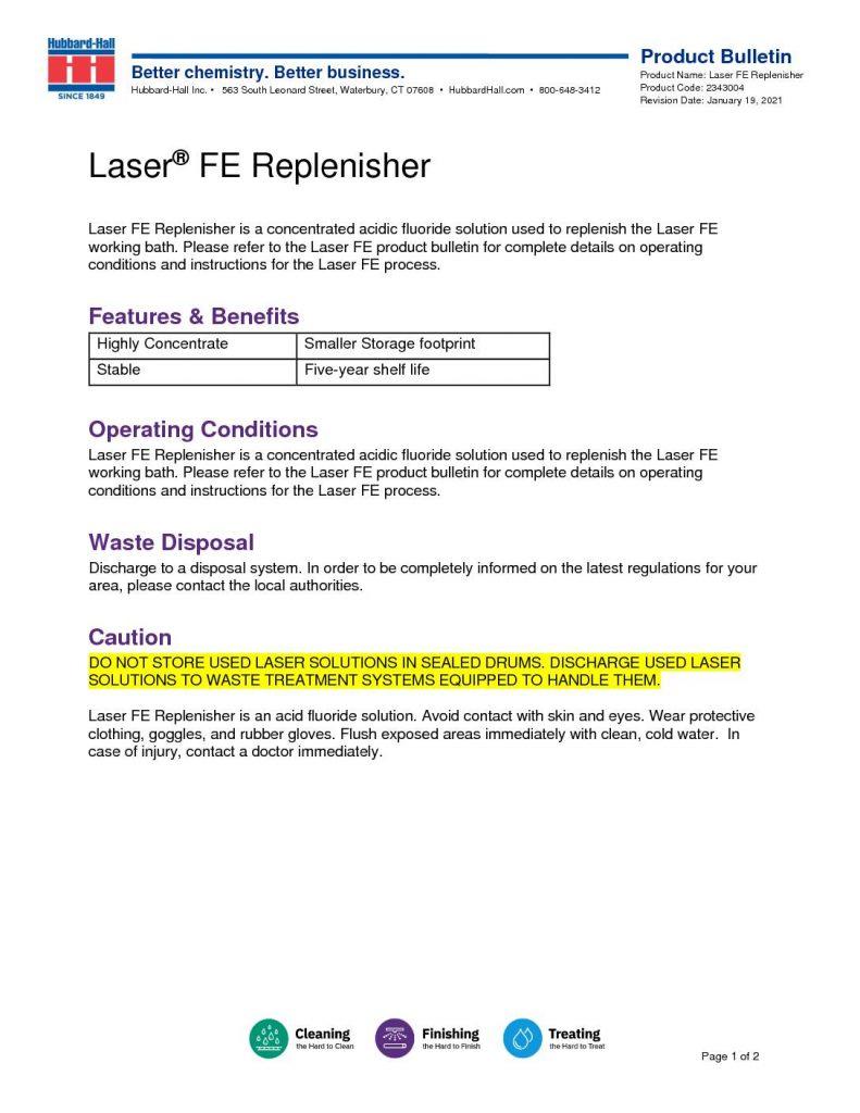 laser fe replenisher pb 2343004 1 pdf 791x1024