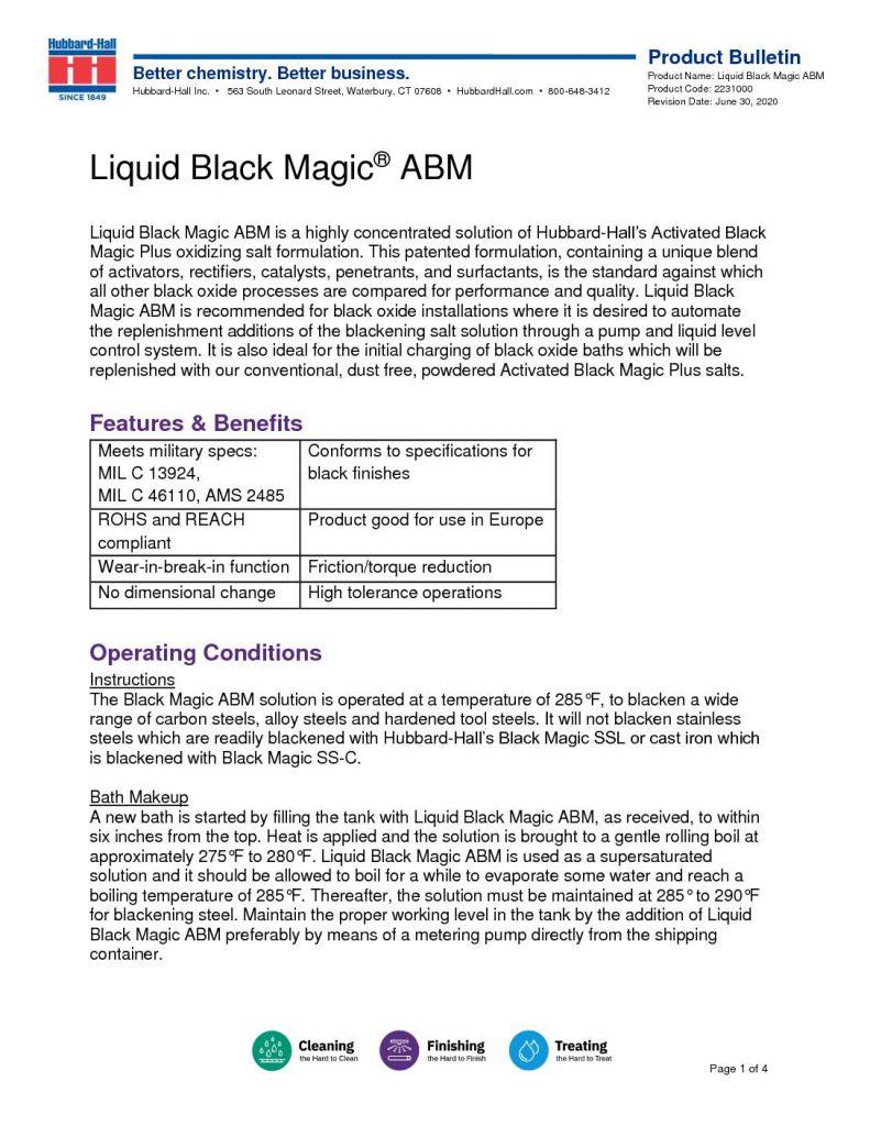 liquid black magic abm pb 2231000 pdf 791x1024