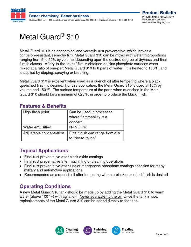 metal guard 310 pb 2503010 2 pdf 791x1024