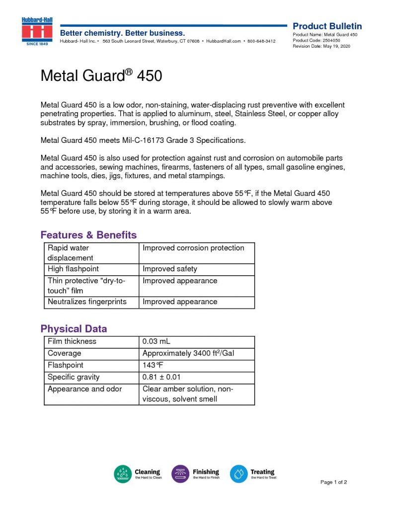 metal guard 450 pb 2504050 1 pdf 791x1024