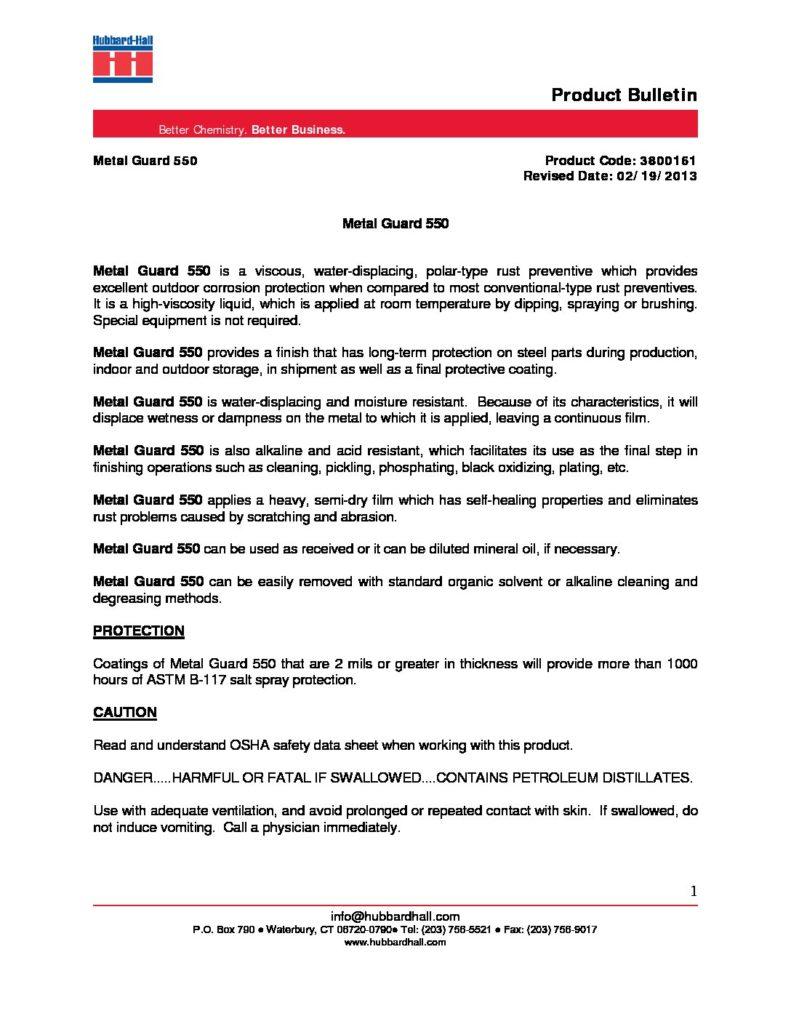 metal guard 550 pb 3800161 pdf 791x1024