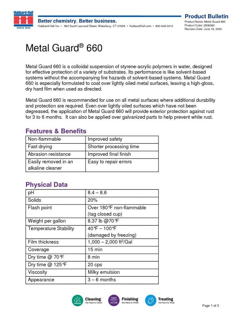 metal guard 660 pb 2506060 pdf 791x1024