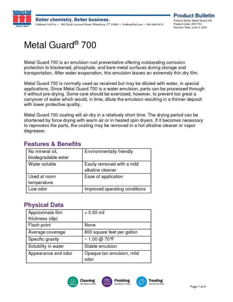 metal guard 700 pb 2507700 pdf 791x1024