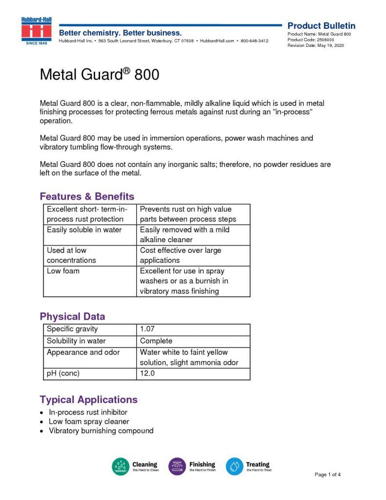 metal guard 800 pb 2508000 pdf 791x1024