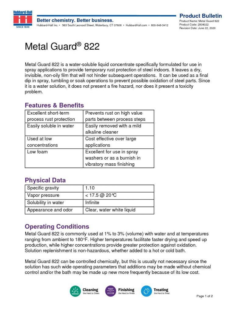 metal guard 822 pb 2508022 pdf 791x1024