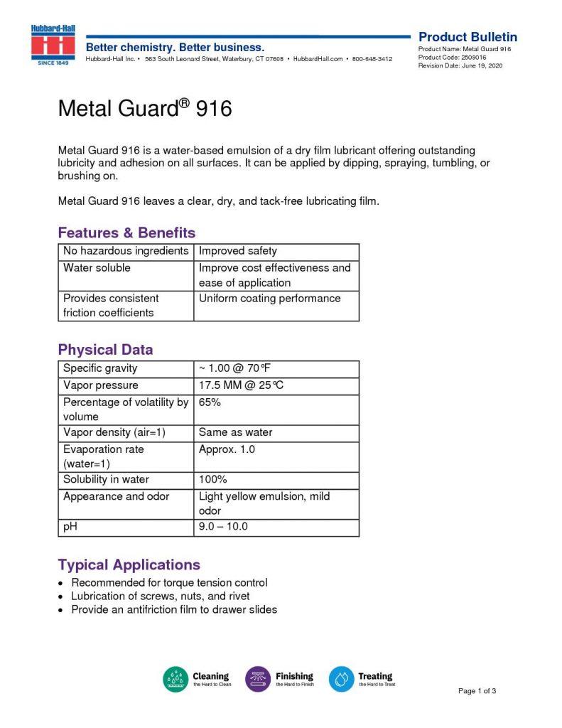 metal guard 916 pb 2509016 pdf 791x1024