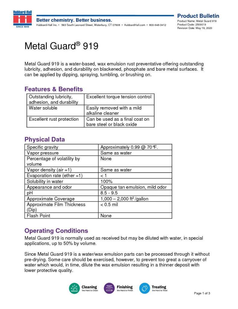 metal guard 919 pb 2509019 2 pdf 791x1024