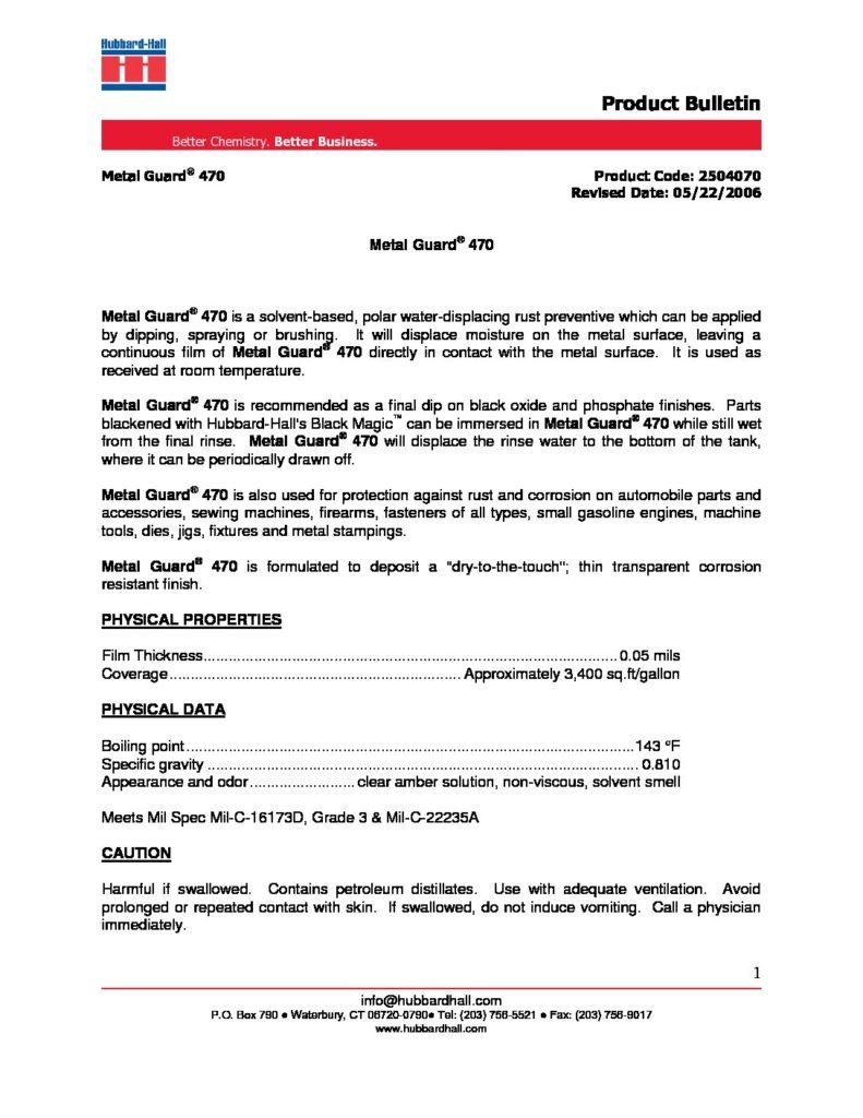 metal guard pb 2504070 pdf 791x1024