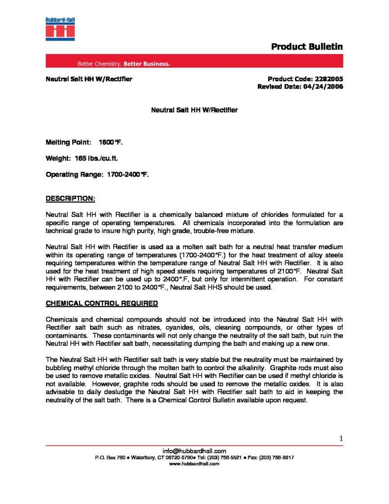 neutral salt hh with rectifier pb 2282005 pdf 791x1024