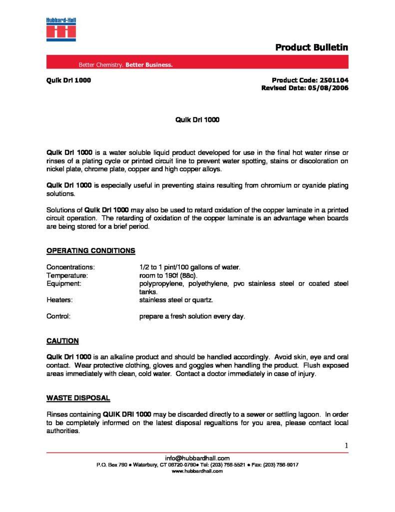 quick dri 1000 pb 2501104 pdf 791x1024