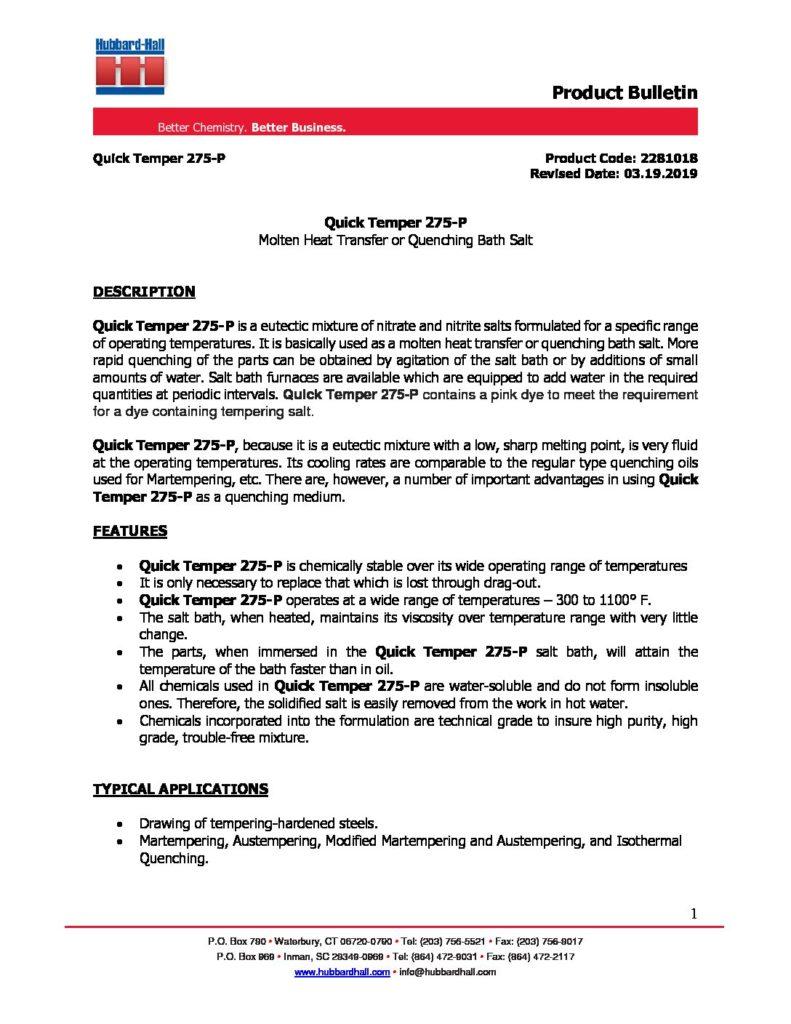 quick temper 275 p pb 2281018 pdf 791x1024