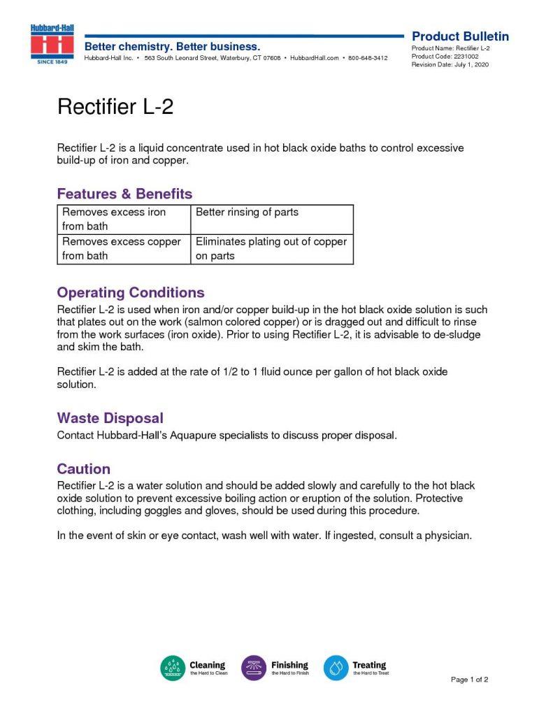 rectifier l 2 pb 2231002 pdf 791x1024
