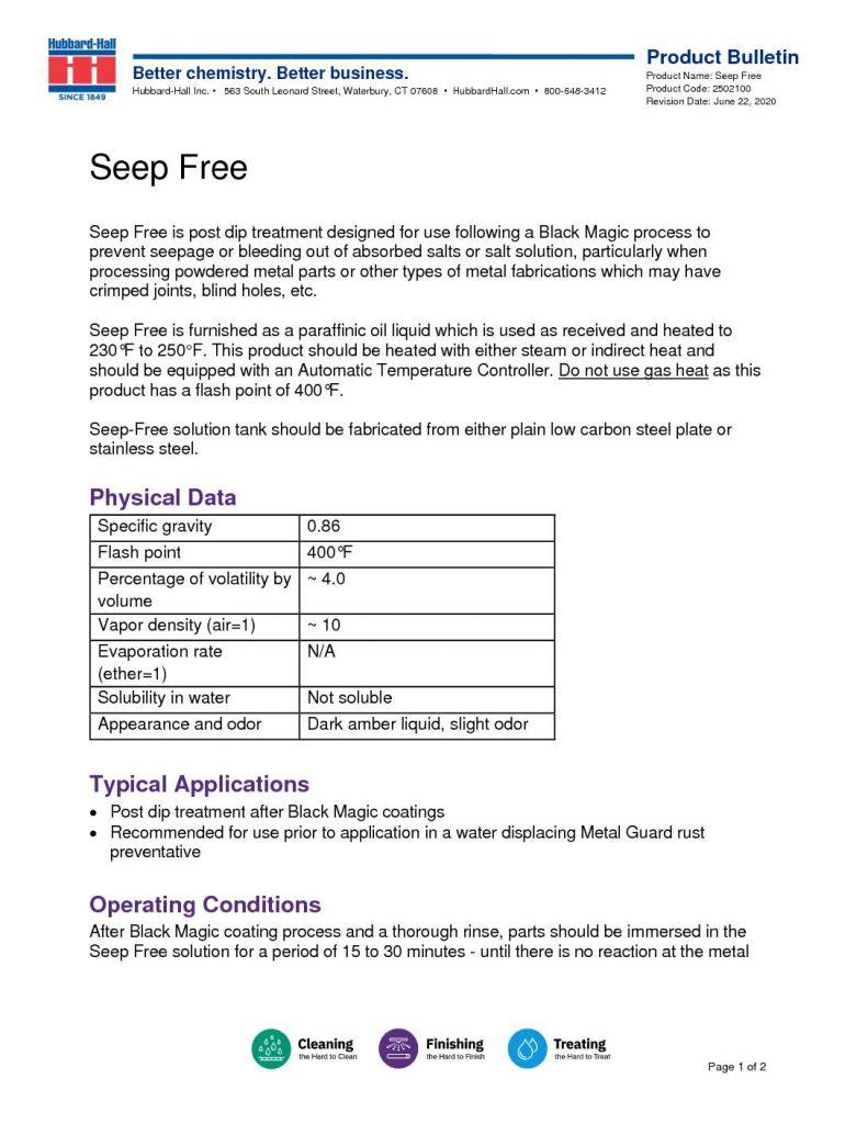 seep free pb 2502100 pdf 791x1024