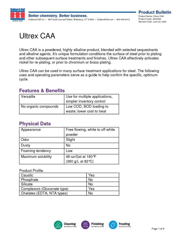 ultrex caa pb 2542006 1 pdf 791x1024