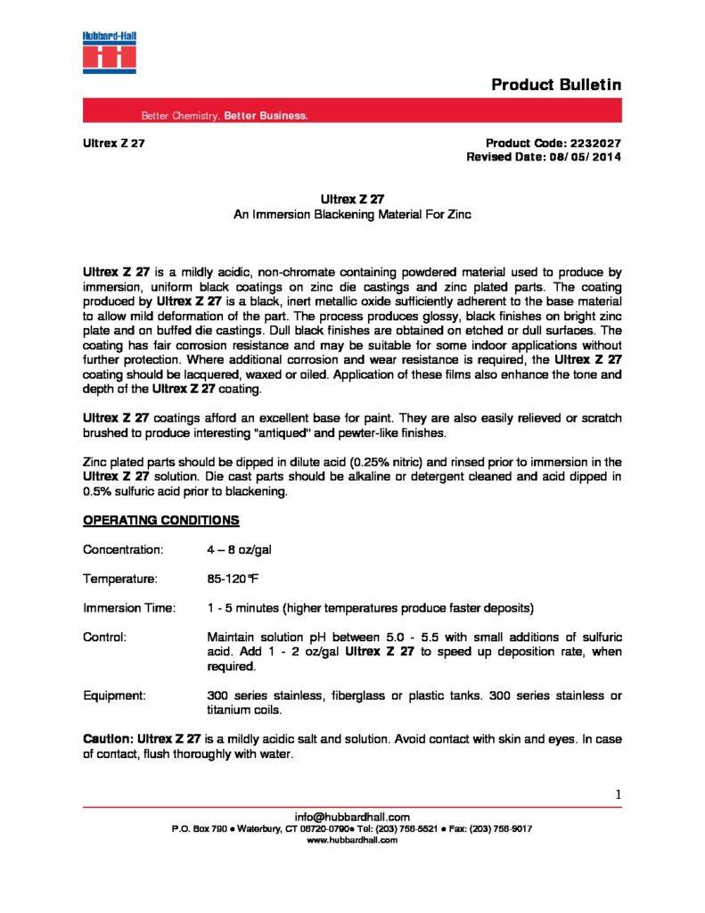 ultrex z 27 pb 2232027 pdf 791x1024
