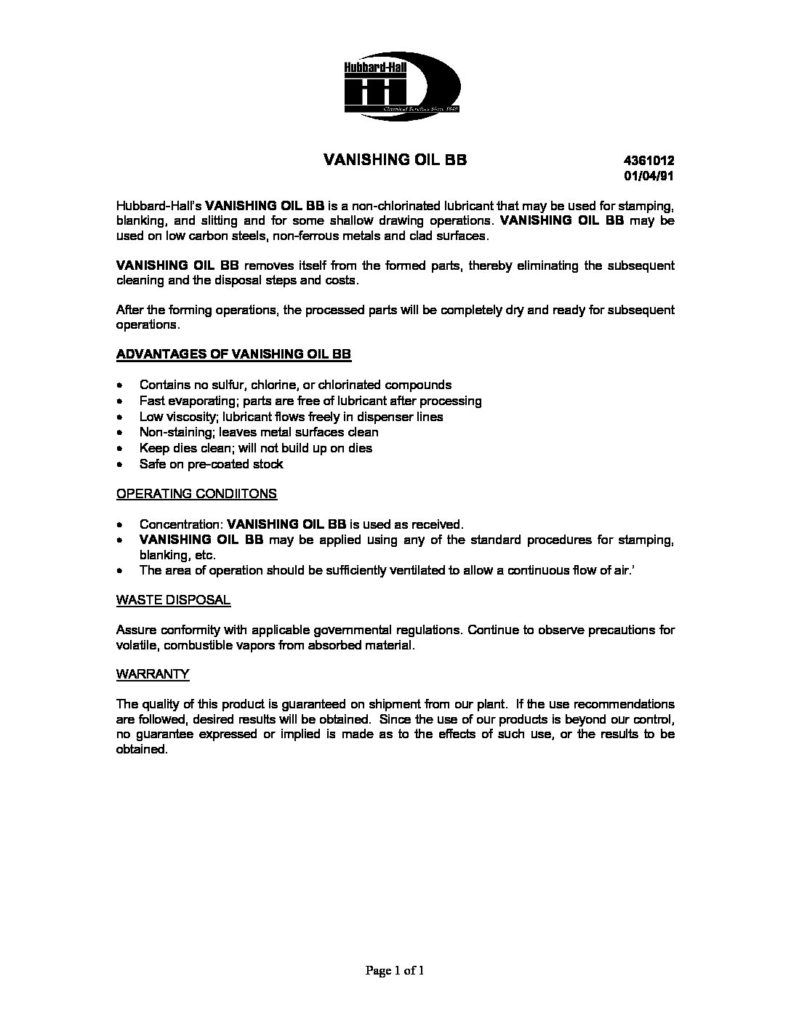 vanishing oil bb pb 4361012 pdf 791x1024
